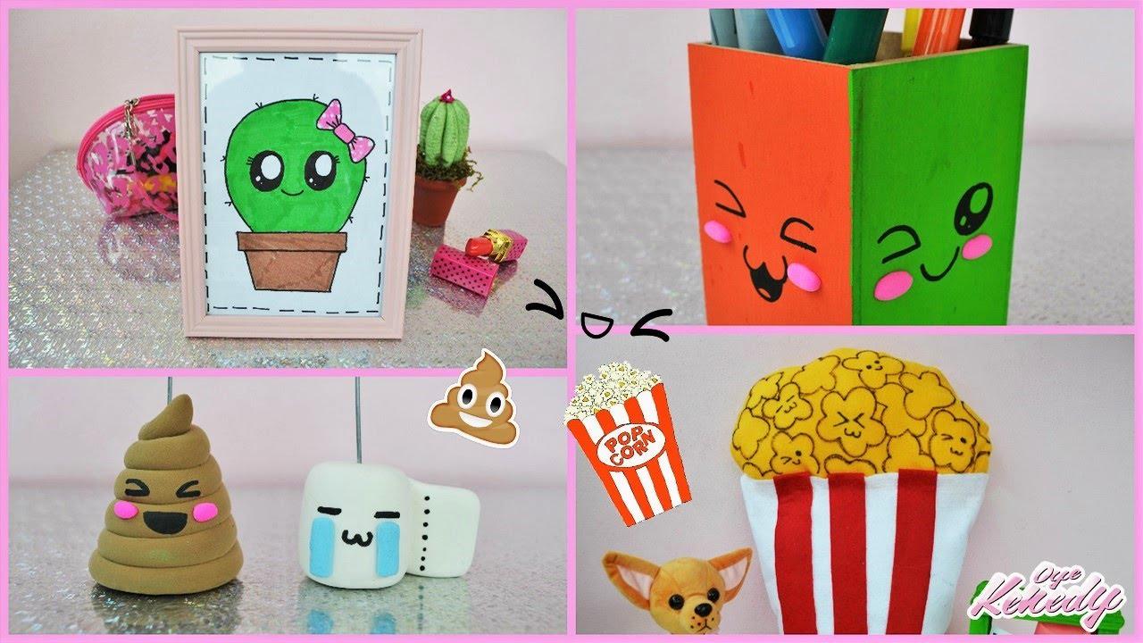 Decora tu habitaci n ideas kawaii ft consejosjavier - Ideas faciles para decorar ...