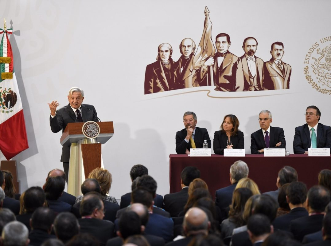 Amlo Pide A Diplomticos Mexicanos Promocionar La Cuarta Transformacin Para -4470